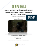 Tese- Brazilian Film- Xingu, A Representacao Dos Indios Segundo Uma Teoria Da Alteridade- Ravel Lara Siahaya- 2013