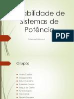 Estabilidade de Sistemas de Potência.pptx