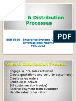 EGN 5620 Enterprise Sys SD Process Fall 2012
