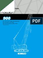 Kobelco CKS900spec