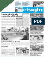 Ediciòn Impresa El Siglo 04-12-2017