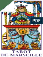 Marseille tarot (Tarot de Marseille Camoin-Jodorowsky)