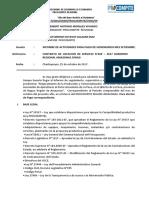 Informe Nº01 Octubre-la Peca.