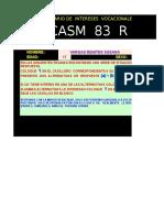 Casm 83 R 2003hh