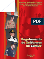 Dec 32784 2011 Regulamento de Uniformes CBMDF
