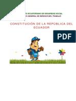 Asamblea Constitucional (2008) - Constitucion de La Republica Del Ecuador (EL)