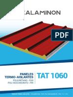 Termoacustico TAT 1060