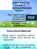 Instructional Materials 9