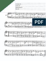 Bartok - Mikrokosmos Vol.1 Página 17