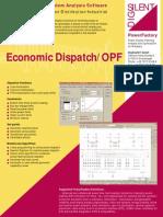 Economic Dispatch - OPF