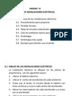Unidad Vi Diseño de Instalación Electrica