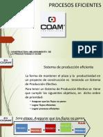diapositivas de proceso constructivo