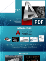 AUTOCAD presentacion
