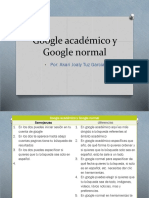 Google académico y Google normal.pptx