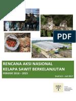 Rencana Aksi Nasional Kelapa Sawit