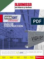 Catalogo de Vigas Ght