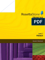 Français Niveau 1 - Livre de l'Élève