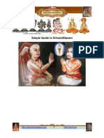Simple Guide to SrIvaishNavam-English
