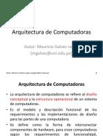 01A Arquitectura de Computadoras Final - Copyff