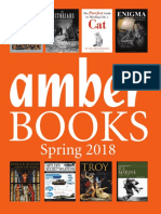 Amber Spring 2018 Trade Books Publishing Catalog Of New Illustrated Non-Fiction Titles