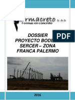 Dossier - Proyecto Bodega Sercer 2