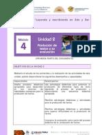 producción textos y su evaluación