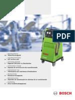 Bosch ACS 500 Operating Instructions