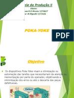 Apresentação Poka Yoke