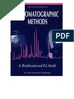Chemistry - Chromatographic Methods_ 5th Ed