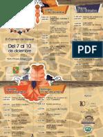 Programacion Fiestas de La Loza 2017