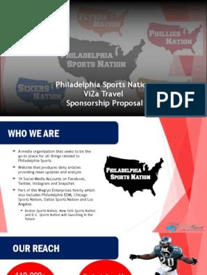 viza travel sponsorship proposal 1 | Digital & Social Media | Social