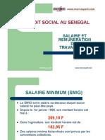 Le Droit Social Au Senegal