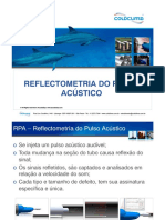 RPA Reflectometria Do Pulso Acustico