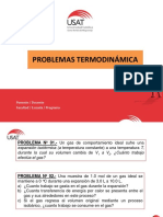 Problemas Termodinámica