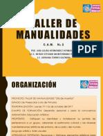 Exposicion CTE Manualidades