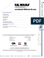 Star Wars - D20 - Errata - Dark Side Sourcebook Errata.pdf