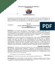 Ley de Comparecencia de Estado Zulia 2002