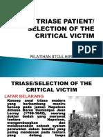 Triase Patient