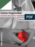 eBook Como Engravidar de Patricia Amorim