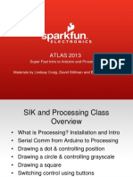 ATLAS Processing