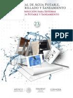 Libro23 (Desinfeccion Para Sistemas de Agua Potable y Saneamiento)