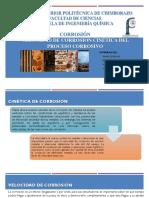 PRESENTACION CINETICA DE CORROSION DE METALES