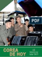 Corea de Hoy 12-2017