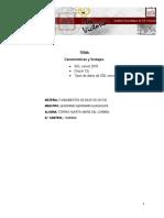 Caracteristicas y Ventajas Bd