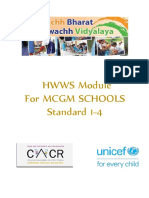 HWWS Std 1 to 4 Module & Annexure