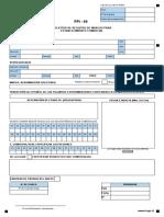 FPI-60 Solicitud de Registro de Marcas Para Establecimiento Comercial