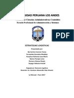 Logistica de Sector Publico