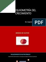 Estequiometría - Biotecnología y Bioingeniería