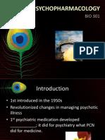 PSYCHOPHARMACOLOGY I.pptx