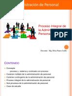 Semana 1 PROCESO Integral de La Administración de Personal